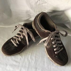 Skechers Women's Sport Tennis Shoes Sneakers Brown